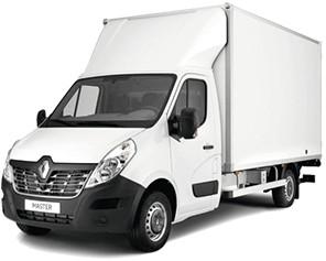 Renault Master Bakwagen